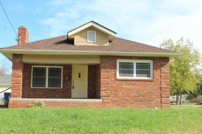 Carterville Single Family Home Active Contingent: 402 Pennsylvania