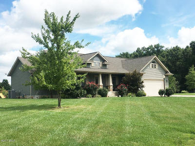 Herrin Single Family Home For Sale: 1605 Foxfire Lane