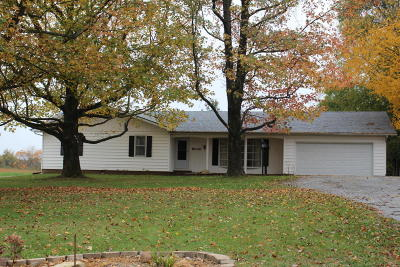 Harrisburg Single Family Home For Sale: 4705 Us Hwy 45 South