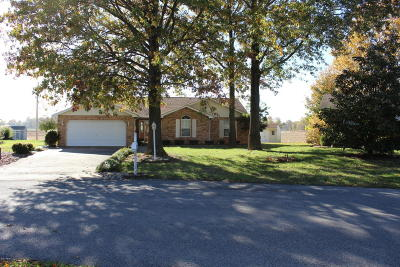 Marion Single Family Home For Sale: 1112 Pemberton Drive
