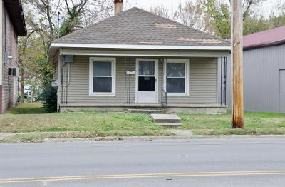 Massac County Single Family Home For Sale: 705 W 10th Street