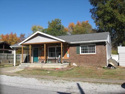 Herrin Single Family Home For Sale: 721 E Bryan Street