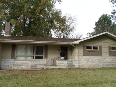 West Frankfort Single Family Home For Sale: 701 S Adams Street