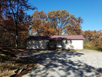 Hamilton County Single Family Home For Sale: 75 E Akin Blacktop Road