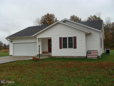 Herrin Single Family Home For Sale: 704 E Carroll