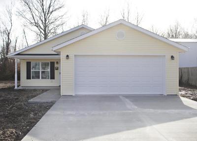 Marion Single Family Home For Sale: 815 W Lexington Street