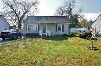 Massac County Single Family Home For Sale: 430 W 20th Street