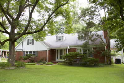 Carbondale IL Single Family Home For Sale: $127,500