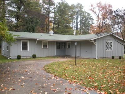 Carbondale IL Single Family Home For Sale: $95,000