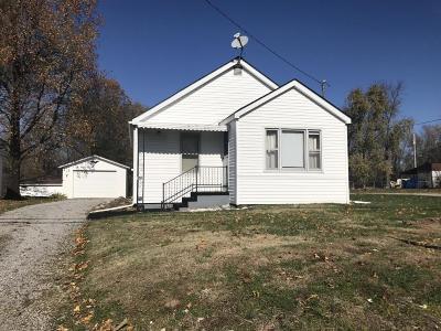 Makanda IL Single Family Home For Sale: $66,500