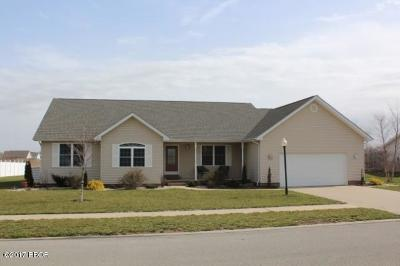 Herrin Single Family Home For Sale: 502 Insignia Drive