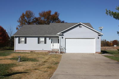 Herrin IL Single Family Home For Sale: $164,900