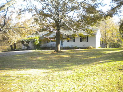 Saline County Single Family Home For Sale: 100 Little Road