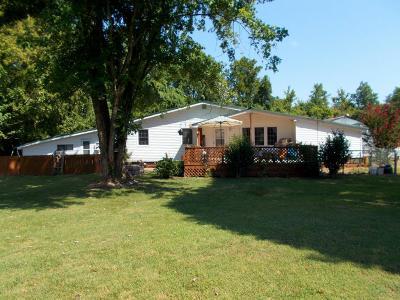Murphysboro Single Family Home For Sale: 976 E Walnut Street