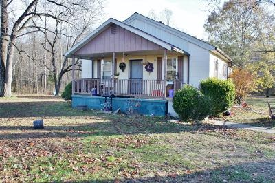 Massac County Single Family Home Active Contingent: 3396 Pell Road