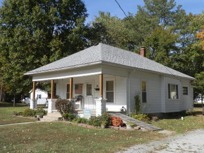 Carterville Single Family Home For Sale: 628 Anderson Street