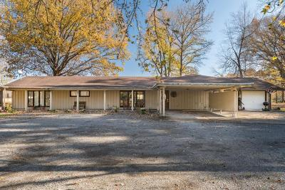 Single Family Home For Sale: 2216 Weaver Road