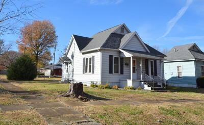 Herrin Single Family Home For Sale: 401 N 20th Street