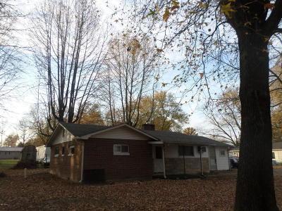Benton Single Family Home For Sale: 808 S Manitou Street