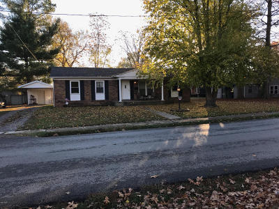 Herrin Single Family Home For Sale: 510 S 22nd