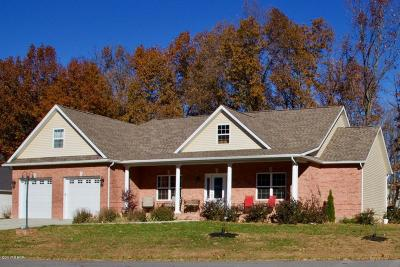 Carterville Single Family Home For Sale: 1820 Sherry