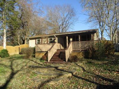 Benton Single Family Home Active Contingent: 412 S Aiken