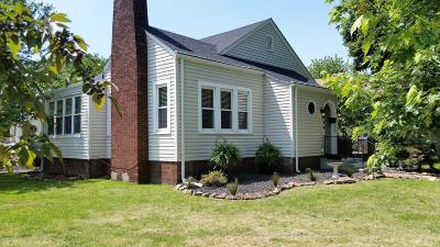 Marion Single Family Home For Sale: 614 S Virginia Street