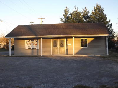 Johnston City Commercial For Sale: 411 W 11th