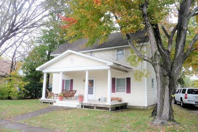 Marion Single Family Home For Sale: 707 N Logan