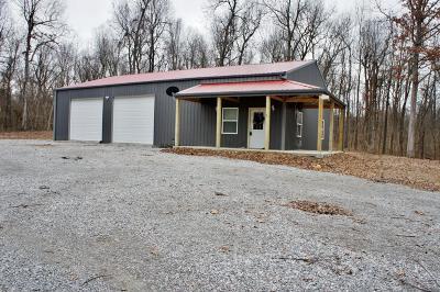 Massac County Single Family Home For Sale: 2350 Kickasola Road