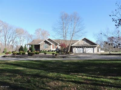 Jackson County, Williamson County Single Family Home For Sale: 4600 Ava Road