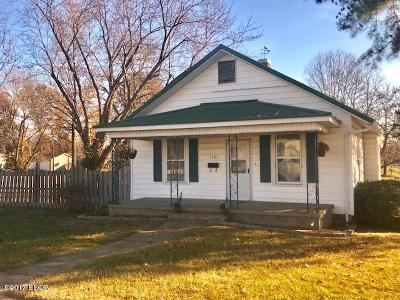 Johnston City Single Family Home For Sale: 1401 Pine Avenue