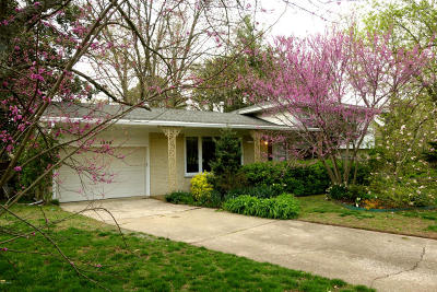 Carbondale Single Family Home For Sale: 1608 W Briarwood