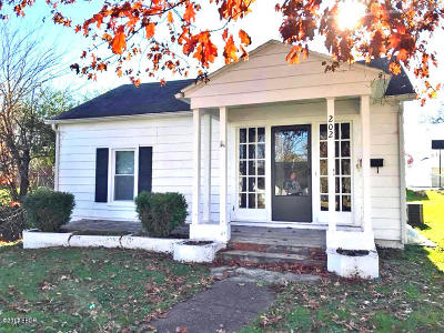 Massac County Single Family Home For Sale: 202 W 12th Street