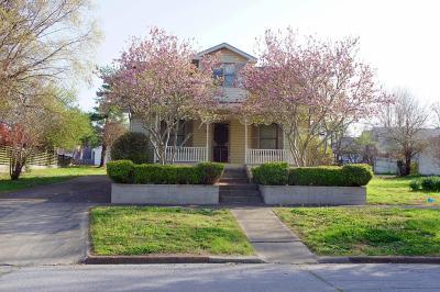 Metropolis Single Family Home Active Contingent: 209 E 7th Street