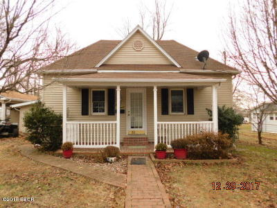 Carterville Single Family Home For Sale: 315 Blossom