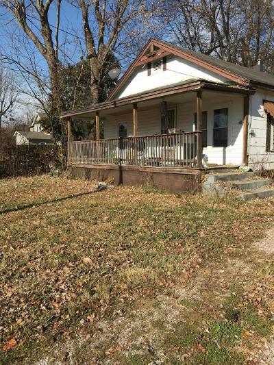 Massac County Single Family Home For Sale: 125 Church