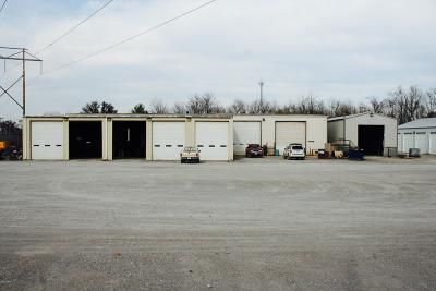 West Frankfort Commercial For Sale: 1186 Il-37