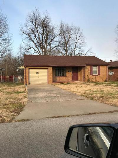 Massac County Single Family Home For Sale: 405 W 19th