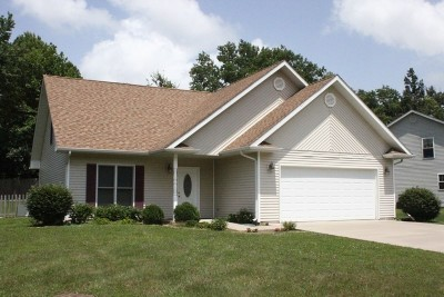 Carbondale Single Family Home For Sale: 2114 W Meadow Lane
