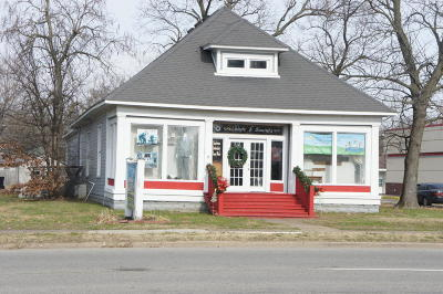Massac County Commercial For Sale: 1105 E 5th Street