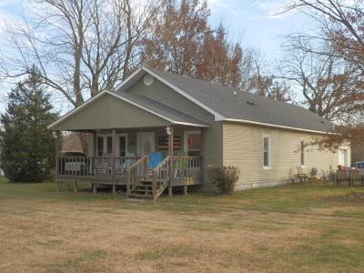 Carterville Single Family Home For Sale: 1101 W Grand