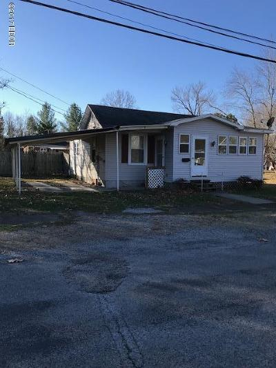 Herrin Single Family Home For Sale: 708 S Midway Street