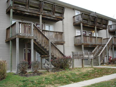 Carbondale Multi Family Home For Sale: 600 S Washington Street