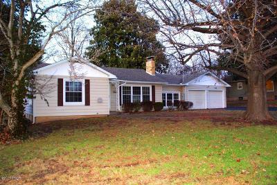 Carterville Single Family Home For Sale: 322 E Grand Avenue