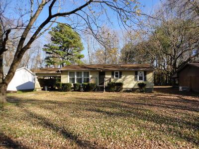 Herrin Single Family Home For Sale: 2520 N 13th