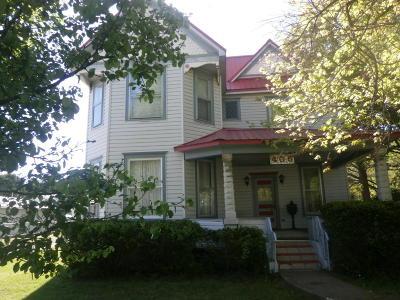 Benton Single Family Home For Sale: 405 S Main Street