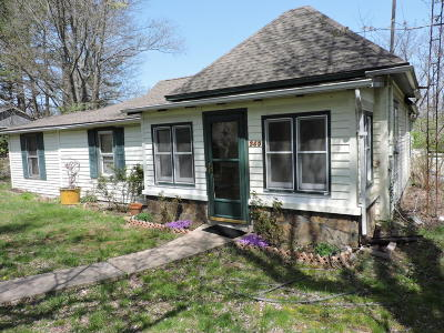 Carbondale Single Family Home For Sale: 240 New Campfire Rd