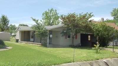 Herrin Single Family Home For Sale: 413 S 17th
