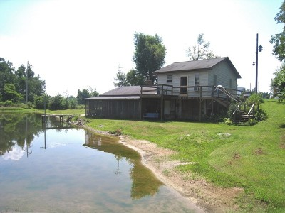 Massac County Single Family Home For Sale: 2725 Crim Road